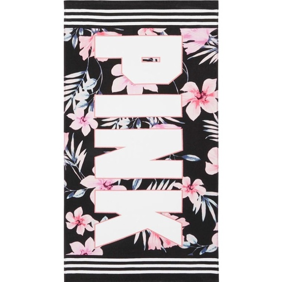 f763ba0b673e7 NEW!! VS PINK beach towel! NWT